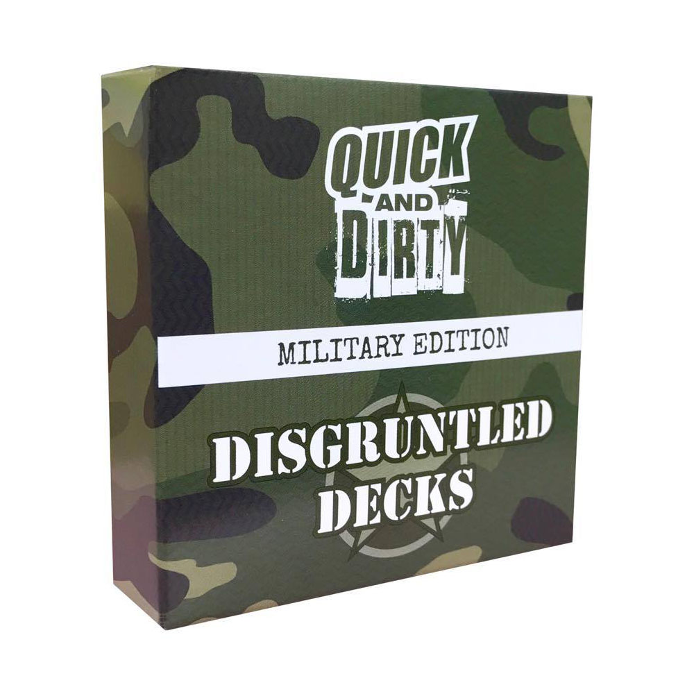 QND Military Box Front